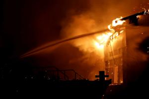 Maison en feu : les gestes qui sauvent